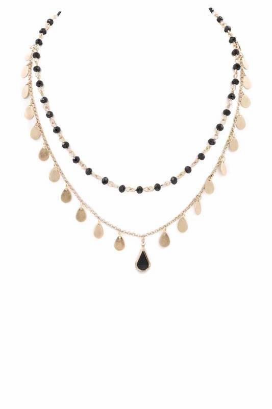 Sloane Layered Necklace