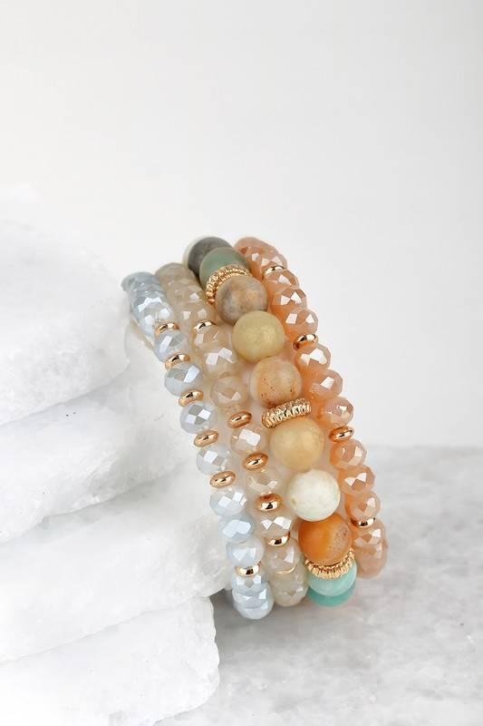 Daleyza Bracelet Set-More Colors