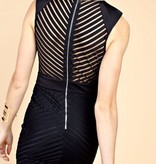 New York Night Out Black Dress