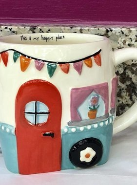 Happy Place Camper Mug