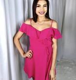Kylie Wrap Dress- More Colors