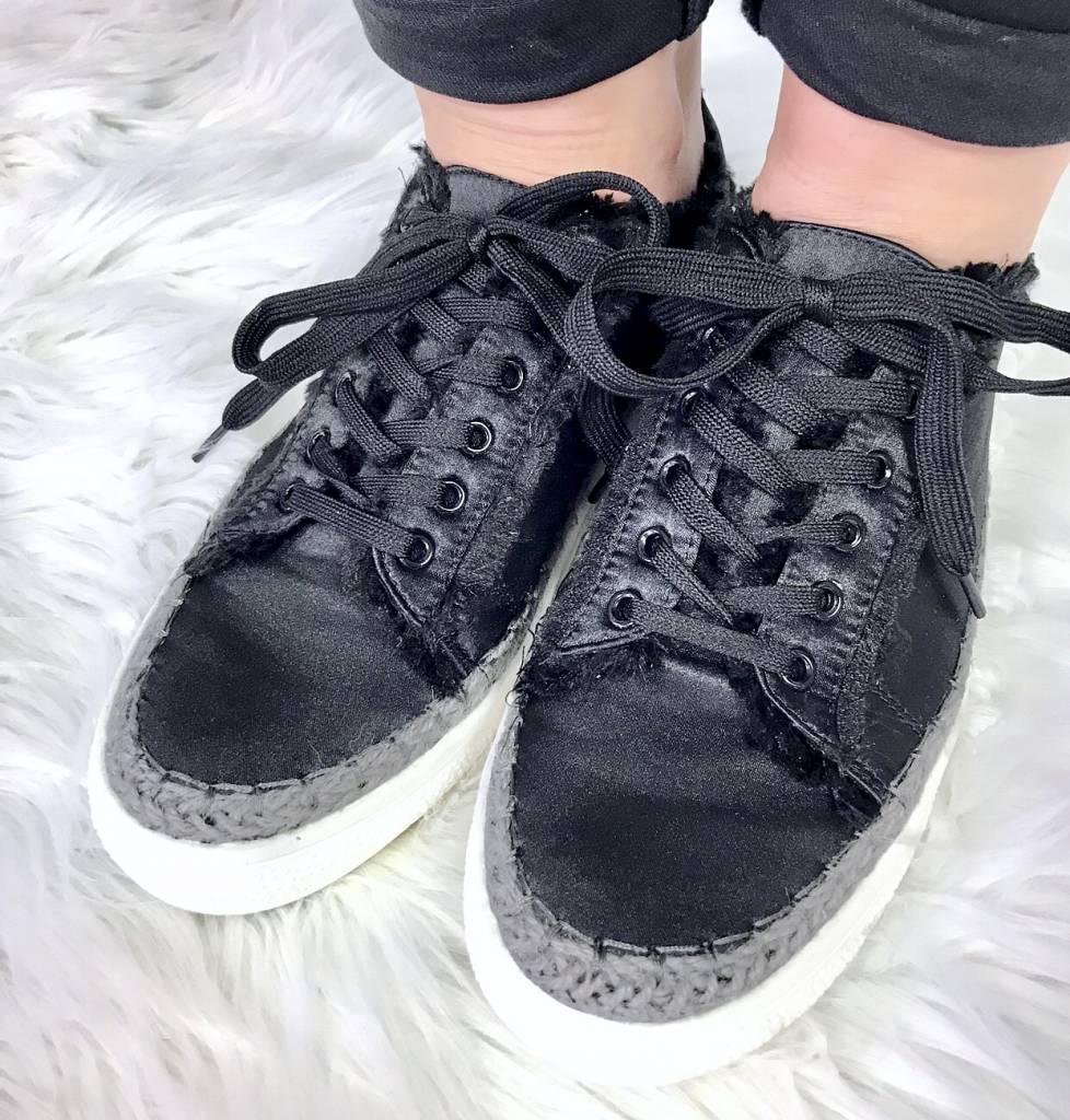 Jamie Sneaker Black