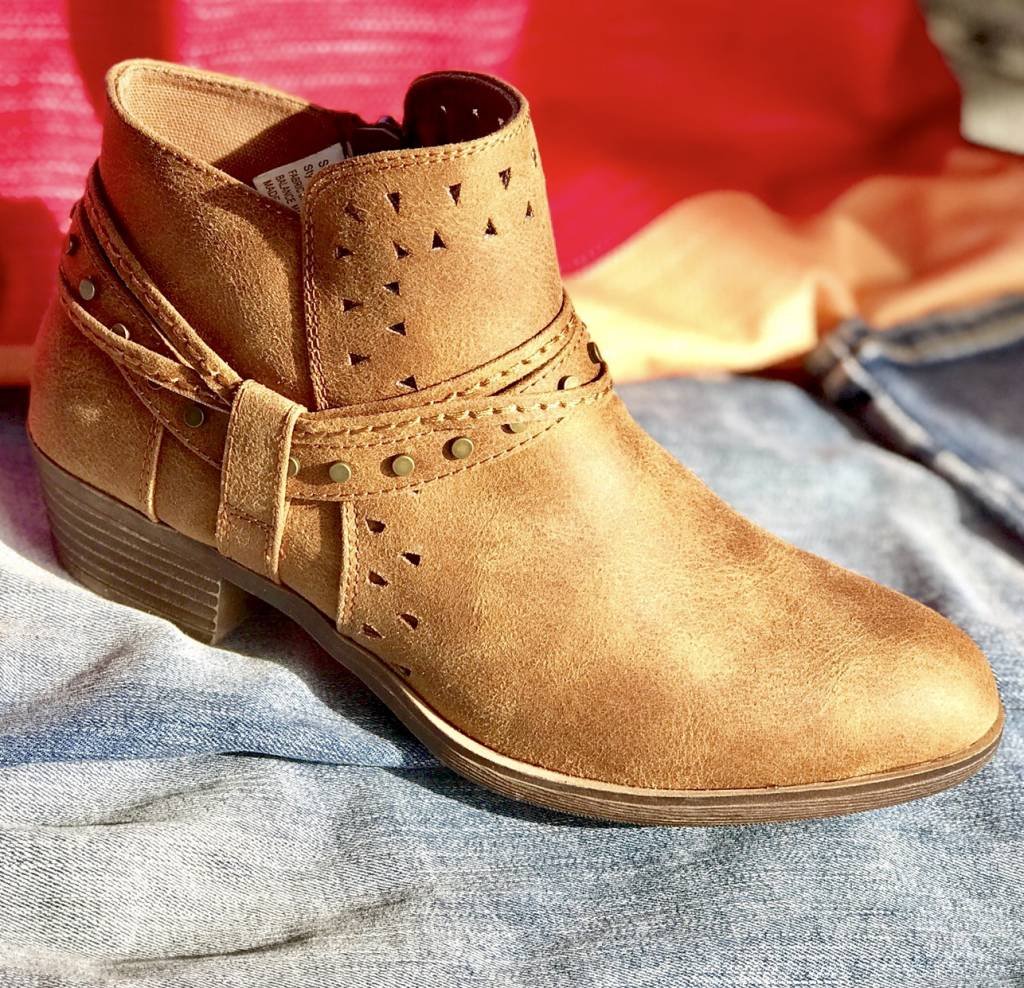 Ryleigh Bootie- More Colors