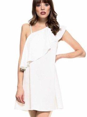 Stella Dress White