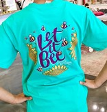 Emerald Let It Bee T-Shirt