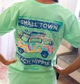 Seafoam Small Town Beach Hippie