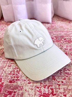 Baby Blue Elephant Baseball Cap
