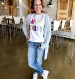 White Not Today T-Shirt