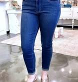 Liverpool Dark Wash Stretchy Skinny Jean