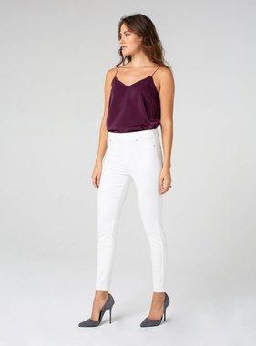 White Basic Denim Skinny Jean