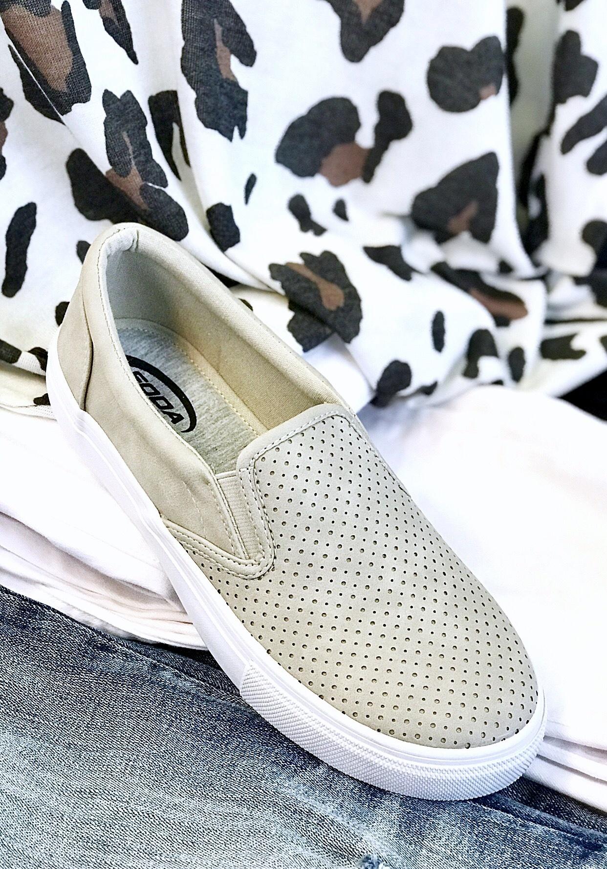 Clay Slip On Sneaker