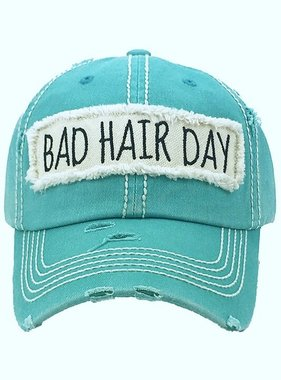 """Bad Hair Day"" Hat"