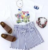White All Things Texas T-Shirt