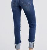 Judy Blue Cuffed Skinny Jean