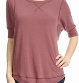Let's Cuddle Top Sedona Red
