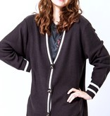 Game Day Sweater Charcoal