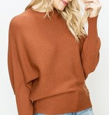 Forever Yours Sweater Cognac