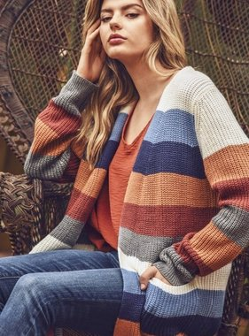 Fall Vibes Cardigan