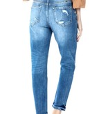 Kan Can High Rise Mom Jean