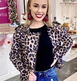Boss Babe Leopard Jacket