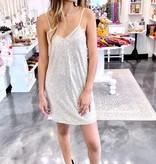 Pop The Bubble Cami Dress