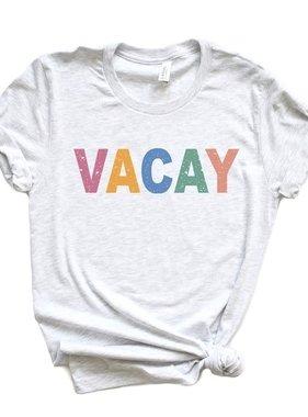 """VACAY"" T-Shirt"