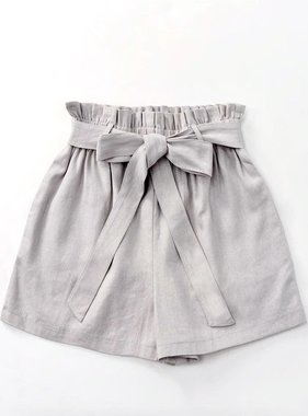 Cloud Ribbon Paperbag Shorts