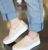 Katy Slip On Natural