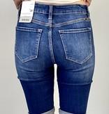 KanCan Medium High Rise Bermuda Shorts