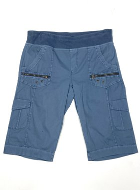 Blue Zola Bermuda Shorts