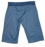 Blue Zola Bermuda Shorts