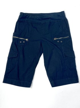 Black Zola Bermuda Shorts