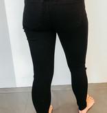 KanCan Black Distressed Skinny Jeans