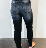 KanCan Dark Wash High Rise Jeans