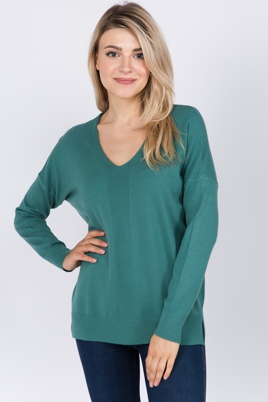 Dreamer Sweater Sea Green