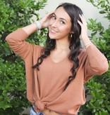 Dreamer Sweater Rust