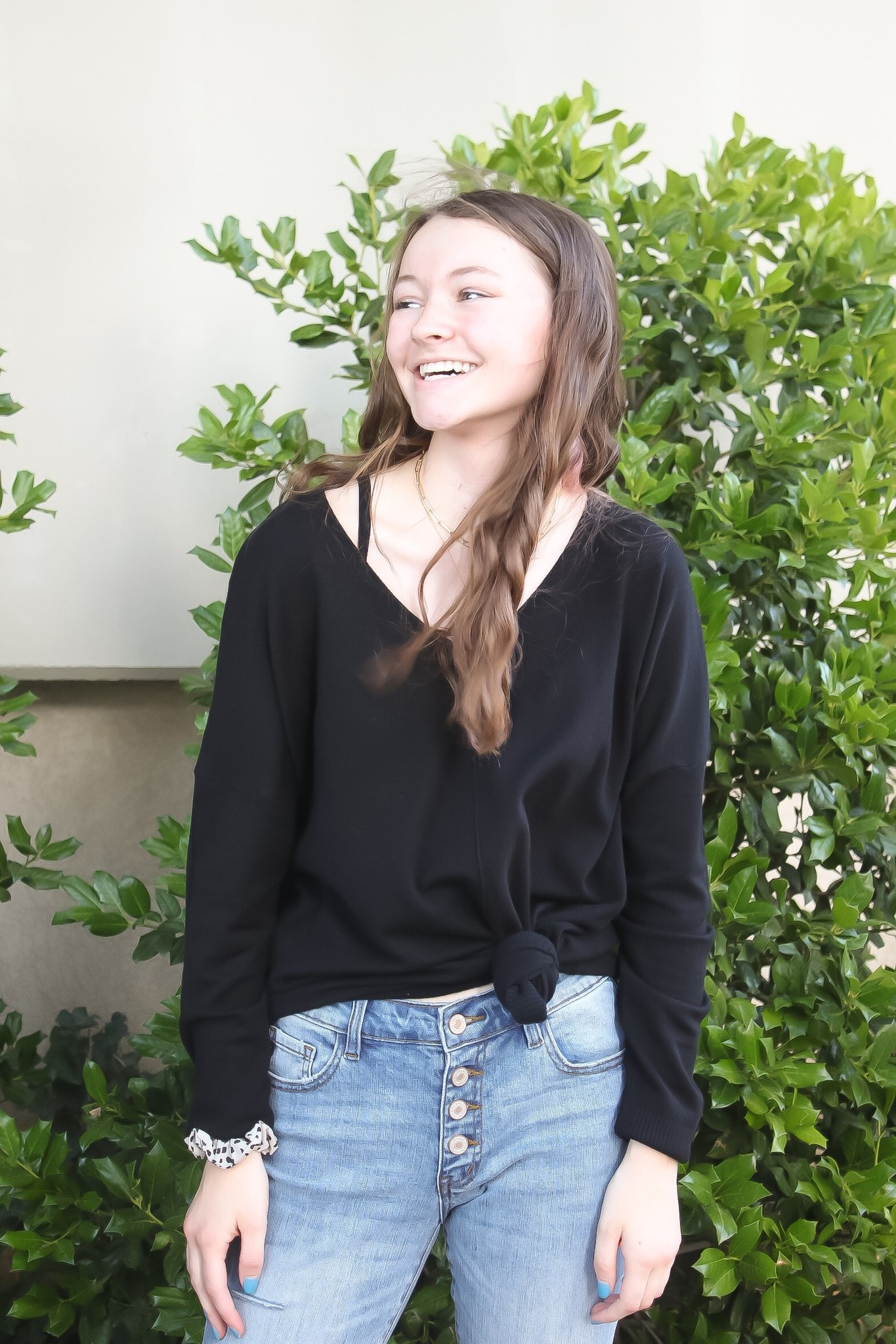 Dreamer Sweater Black
