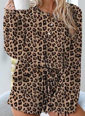Leopard LS Lounge Top