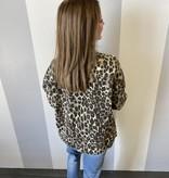 Leopard Oversized Jacket