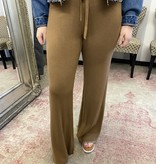 Ribbed HighWaisted Pants