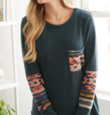 MyTribe Aztec Top