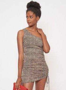Take A Walk On The Wild Side Leopard Dress
