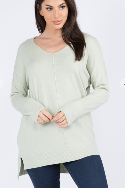 Dreaming Of A New You LS Top (MORE COLORS)