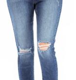 KanCan Med. Wash High Rise Skinny JEans
