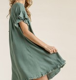 Jump Off The Edge Lagoon Dress