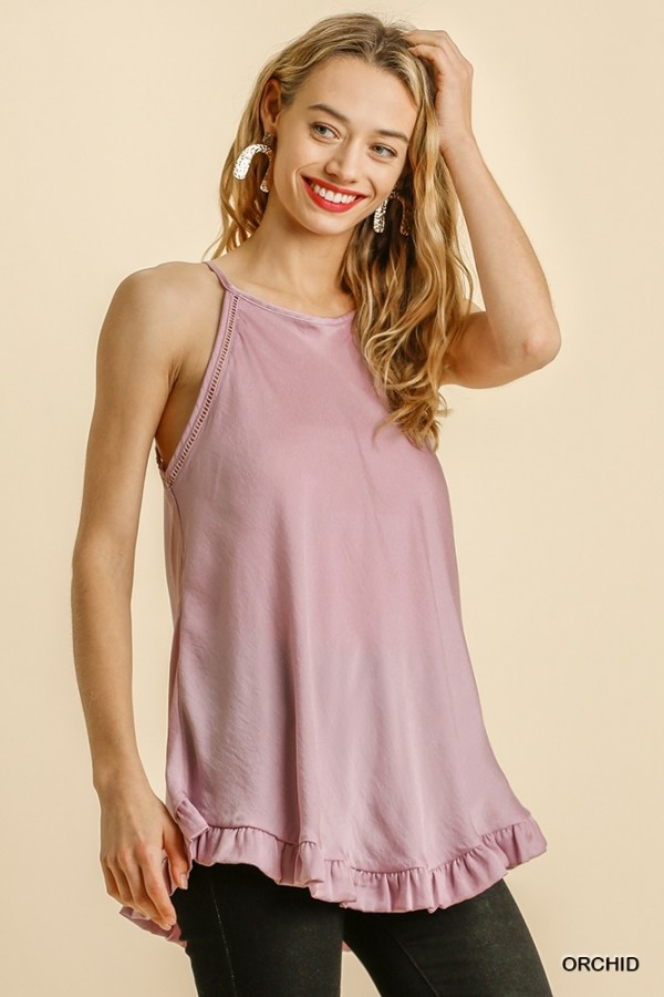 Never Ending Grace Cami Top (MORE COLORS)