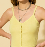 Summer Lovin' Cropped Cami Top (MORE COLORS)