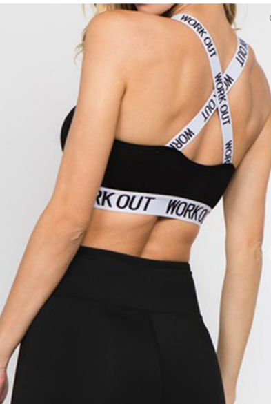 Work Out Athletic Bra