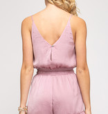 This Is What Dreams Are Made Of Blush Romper