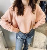 Early Summer Mornings Fleece Lined Sweatshirt (MORE COLORS)